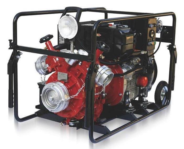 Portable Pump ZL 900 D (Diesel)