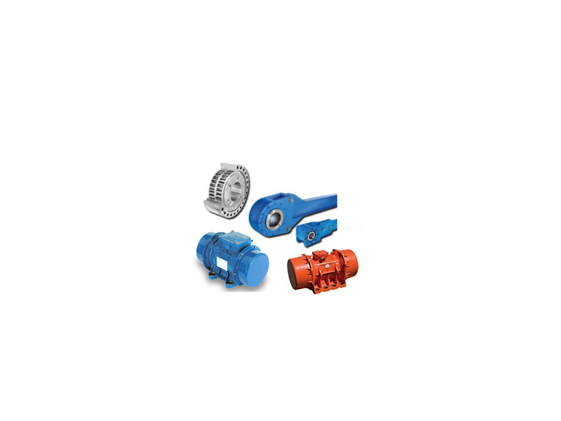 Backstops and Vibrator Motor